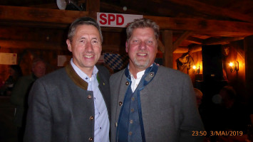 Harald Zipfel tritt wieder an