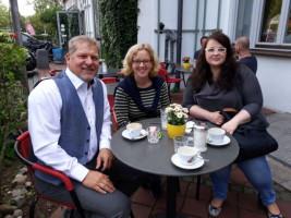 SPD-Spitzenkandidation unterwegs in Neuried