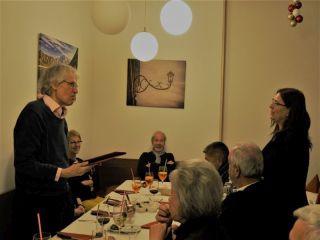 SPD ehrt für 50 Jahre Mitgliedschaft