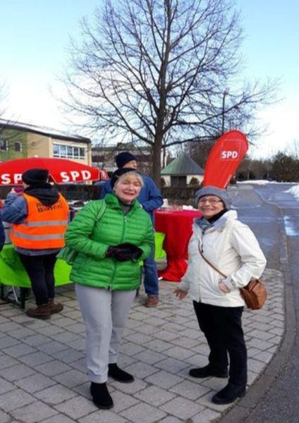"""""""Rettet die Bienen"""" - Die SPD zeigt Flagge"""