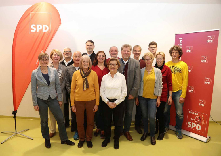 SPD-Liste für Kommunalwahl 2020 steht